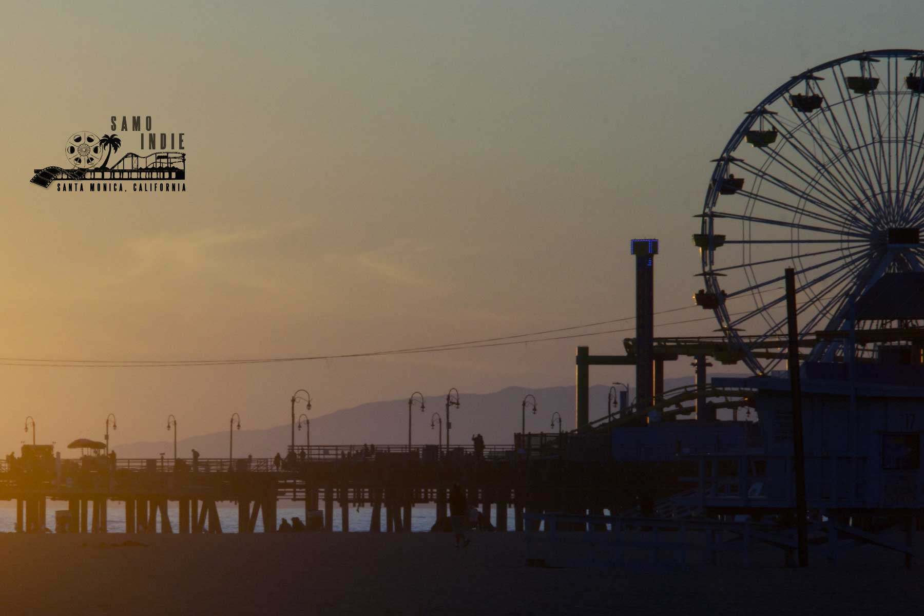'Reconnection' gets Honorable Mention Award at SaMo Indie Fest Film Festival in Santa Monica, California, USA