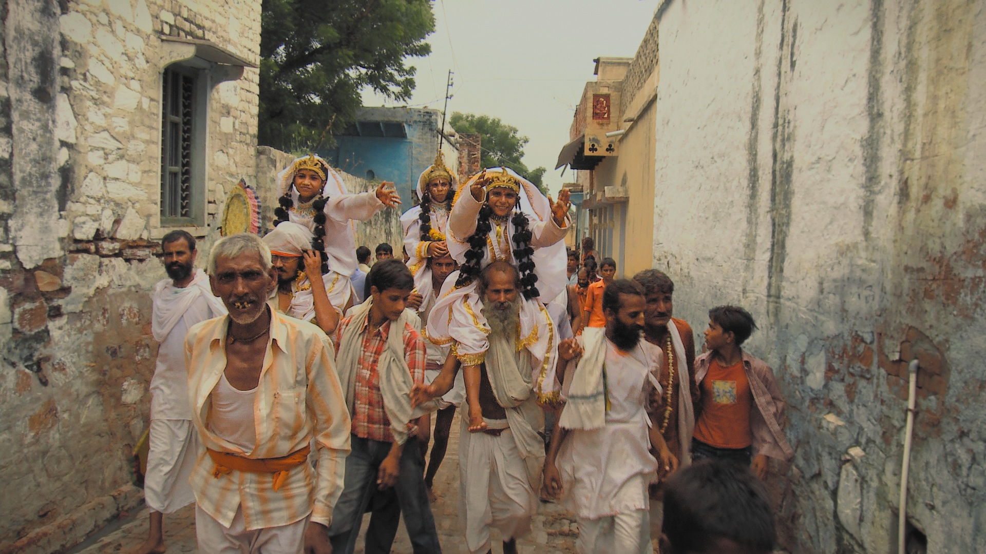 """Featured image for """"You really captured the Vrindavan I know and love"""""""