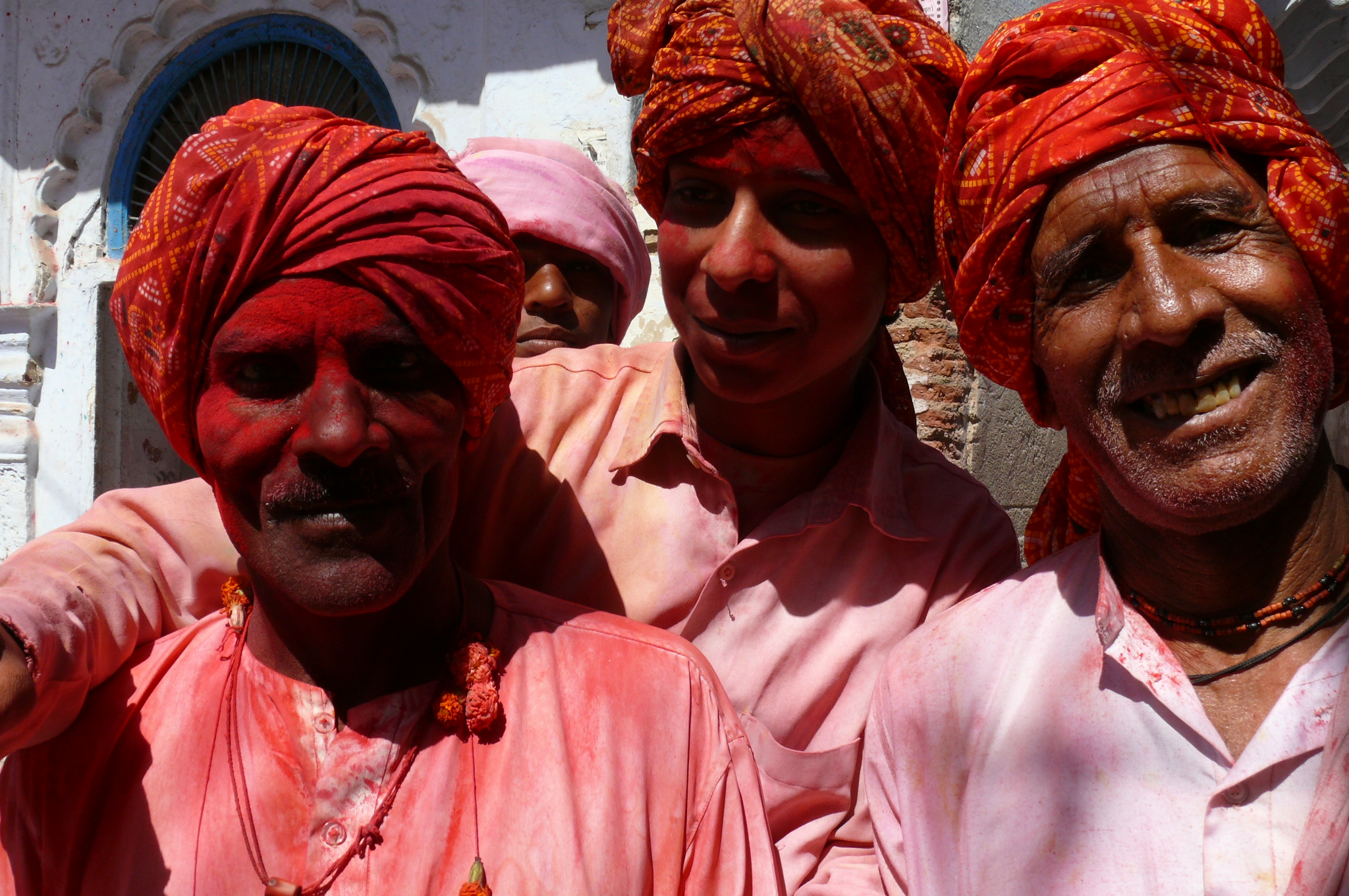 """Featured image for """"An immersion into sounds, images, scents of Vrindavan"""""""