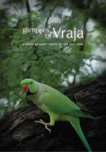 Glimpses of Vraja DVD. A series of non-narrative mood videos of different places and seasons of Vraja.