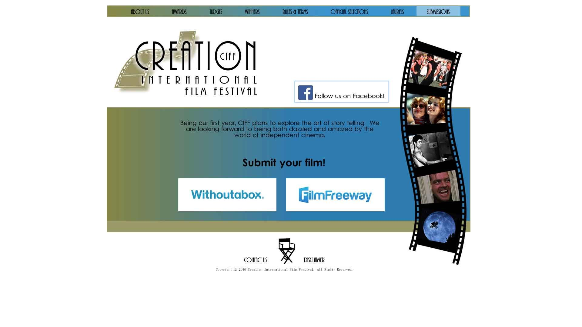 Creation International Film Festival