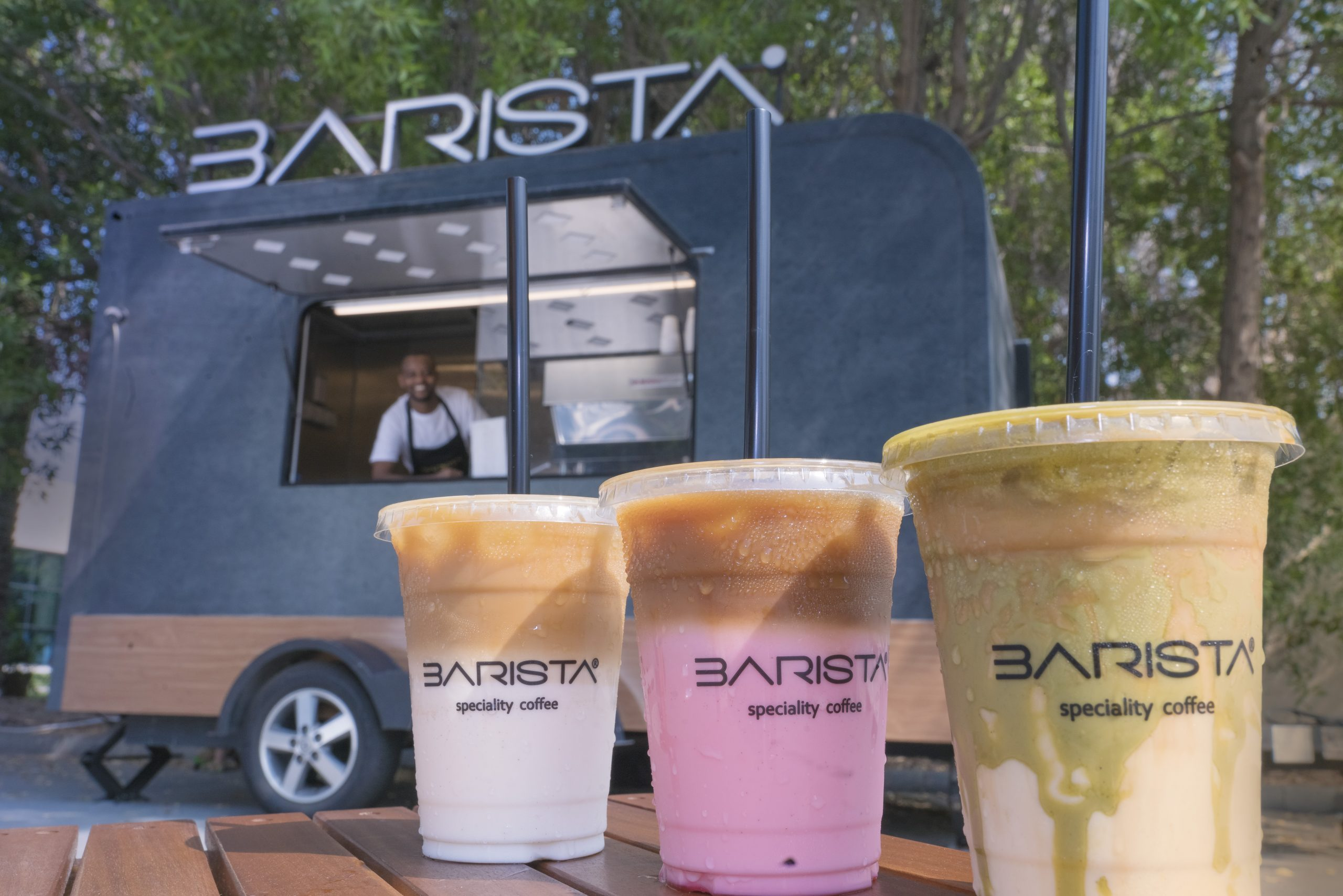 Barista Specialty Coffee - A Promo Photoshoot for Social Media