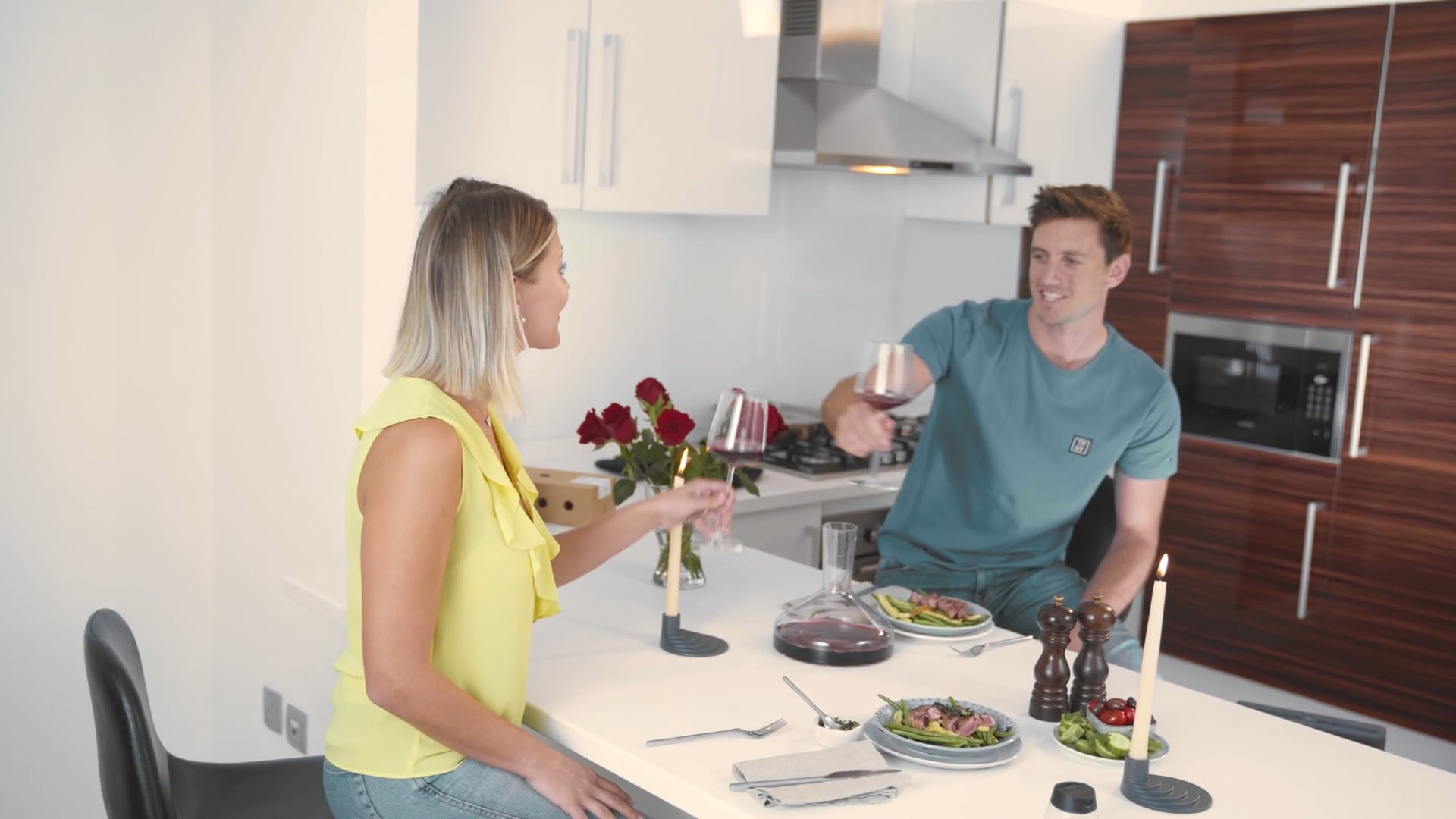 """Featured image for """"Hello Chef – Couple – A Commercial from Bring It Home Series Brand Awareness Campaign"""""""