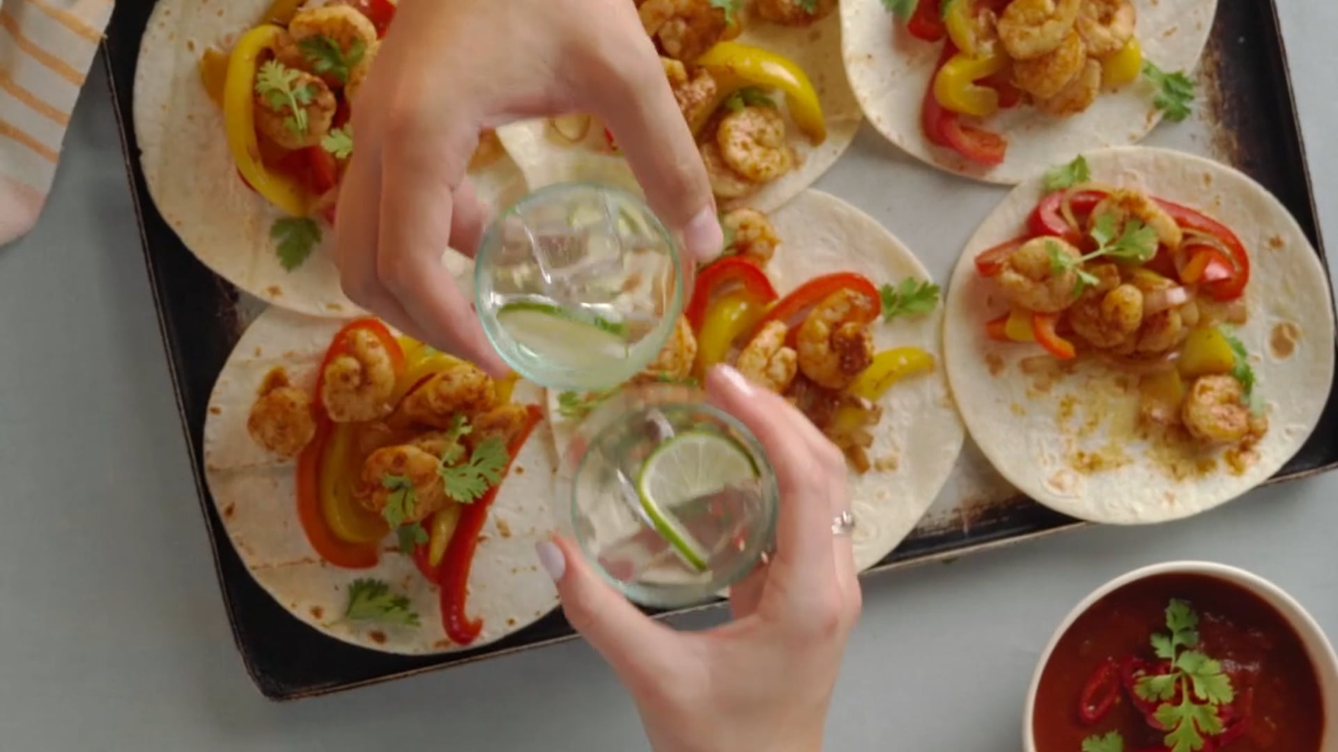 """Featured image for """"Hello Chef – Mexican – Travel at Home Social Media Campaign"""""""